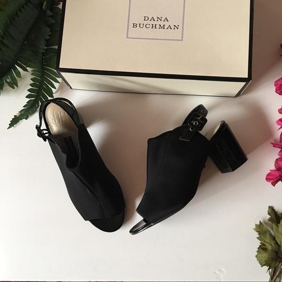 e98c66cf2c6817 Dana Buchman Shoes - Dana Buchman Dina peep toe heels